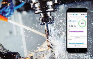 DAPONA Kühlschmiermittel Digitalisierung