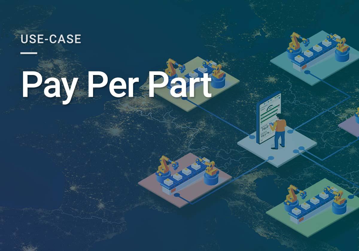 Pay-per-part mit DAPONA